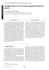 strengthening of concrete beams using fiber-reinforced plastics.pdf