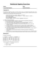Exercises - Relational Algebra(3).doc