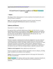 hazard assessment procedure.doc