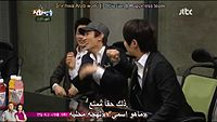 Happiness Team ArabShinhwa8lbiAsianTeam Shinhwa broadcast EP43.avi