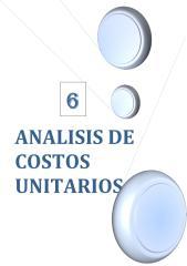 6. ANALISIS DE COSTOS UNITARIOS.pdf