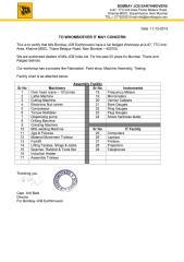 39 Machinery List.pdf