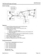 CCNA Skills Review.doc