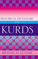This historical dictionary of the Kurds.pdf