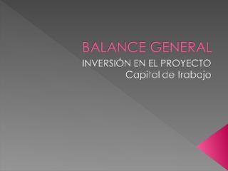 BALANCE GENERAL.ppt