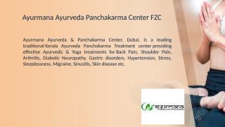 Ayurveda treatment in dubai.pptx