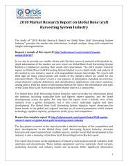 2018 Market Research Report on Global Bone Graft Harvesting System Industry.pdf