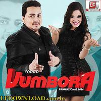 Forró Vumbora - Promocional De Setembro - 2014