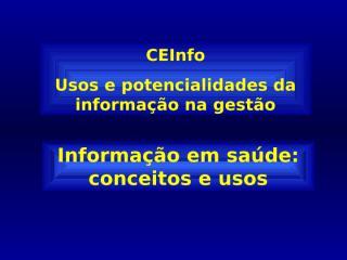 Informação e Gestão 1.ppt